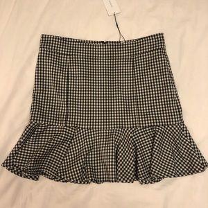 New! Veronica Beard Florence Skirt! Ruffle detail.